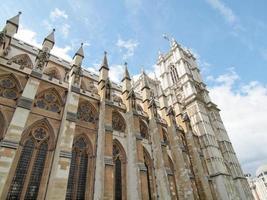 Westminster Abbey Church in Londen foto