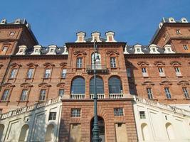 castello del valentino, turijn, italië foto