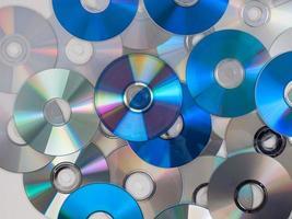 cd dvd db bluray schijf foto