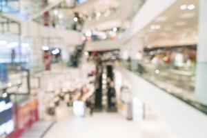 abstract vervagen mooi luxe winkelcentrum foto