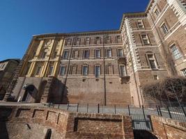 rivoli kasteel in rivoli foto