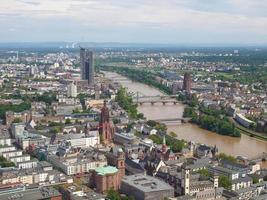 frankfurt am main, duits foto