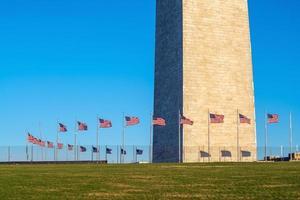 Washington Monument in Washington, DC foto