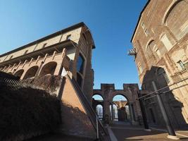 castello di rivoli kasteel in rivoli foto