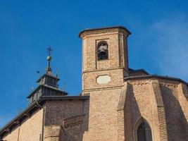 san giorgio kerk in chieri foto