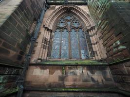 chester kathedraal in chester foto