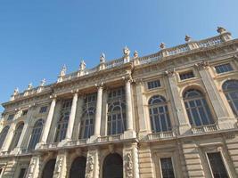 palazzo madama, turijn foto