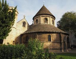 ronde kerk in cambridge foto