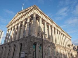 stadhuis in Birmingham foto