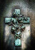 christendom religie symbool jezus kruis foto