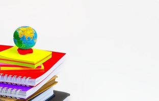 hulpmiddelen voor schoolonderwijs foto
