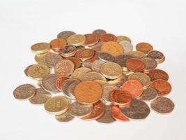 pond munten, verenigd koninkrijk foto