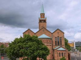 st mathauskirche berlijn foto