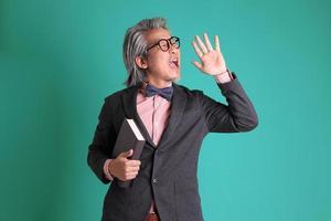 Oost-Aziatische leraar foto