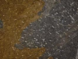 donkere marmeren textuur in de tuin foto