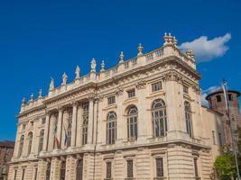 palazzo madama turijn foto