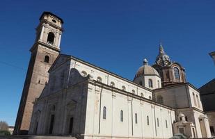 kathedraal in turijn foto