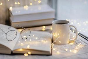 cup tea cookies 2. resolutie en mooie foto van hoge kwaliteit