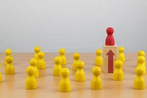 personeels- en talentbeheer foto