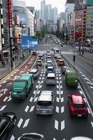 de auto's stadsverkeer daglicht foto