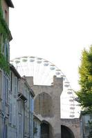 historisch centrum van avignon provence frankrijk foto