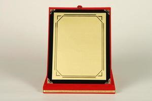 voor onderscheidingen en memorabilia foto