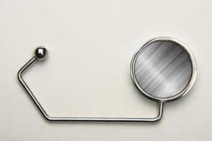 hardmetalen tassenhanger foto