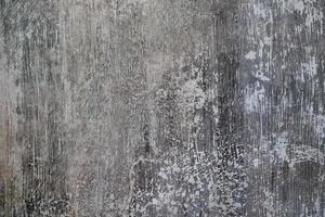 oud geverfd oppervlak van grijze kleur foto