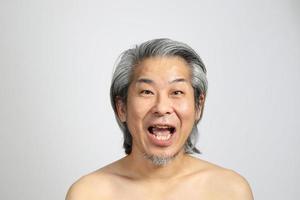 echte huid gezicht foto