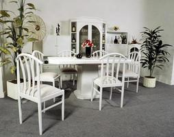 moderne design eetkamer, slaapkamer, woonkamer sets foto