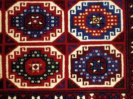patronen die specifiek zijn voor Anatolische culturen foto