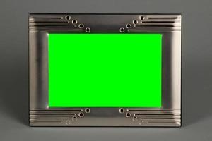 holle afbeelding of fotolijsten voor gebruik in grafische arrangementen foto