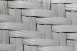 stro mesh patroon gemaakt van plastic foto
