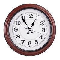 vijf minuten tot een uur foto