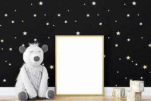 frame mockup kinderen -310 foto