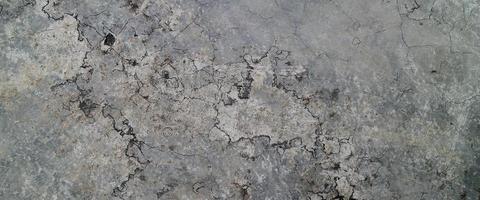 grijze oude cement textuur achtergrond. horizontale cement en beton textuur. foto