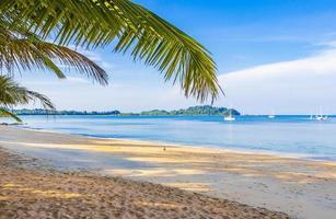 tropisch paradijs eiland koh phayam, thailand foto