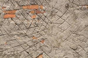 betonnen muur achtergrond foto