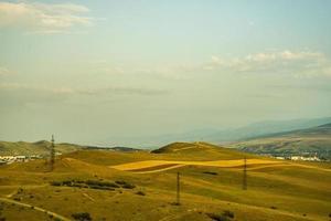 Centraal Georgisch landschap foto