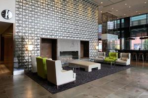 modern hotelinterieur foto