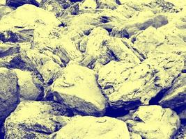 buiten donkere steentextuur foto