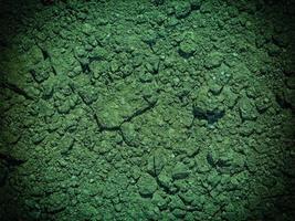 groene water grondtextuur foto