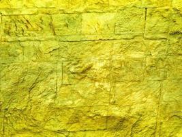 gele steen textuur foto