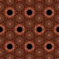 luxe etnisch patroonontwerp voor vloeren en textieldruk. art deco conceptontwerp voor keramische tegels, lakens, kaarten, hoes, stoffen bedrukking foto