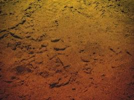 buiten zand textuur foto