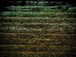 donkere houtstructuur in de tuin foto