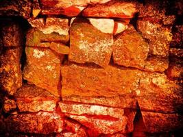 gekleurde steen textuur foto