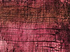 roze houtstructuur foto