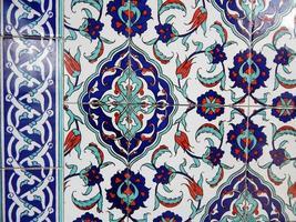 design in de Turkse stad Marmaris foto