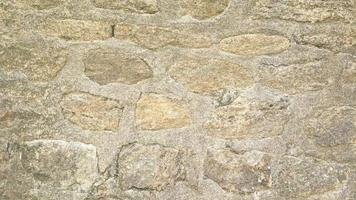textuurachtergrond van oude muursteen foto